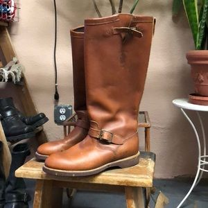 Vintage Chippewa Men's Boots Made in USA